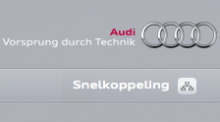 Audi Mobiliteits website voor bedrijfsvervoerplan Brussel