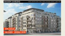 Web design Immobilien projectontwikkelaar Brussel