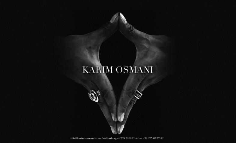 Karim Osmani – nieuwe website online!