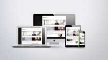 Webdesign Responsive website voor Tom Naegels