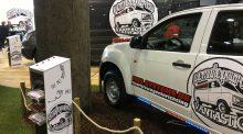 Concept en ontwerp van een beursstand op het autosalon
