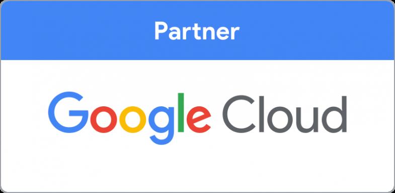 Wij zijn erkend Google Cloud Partner